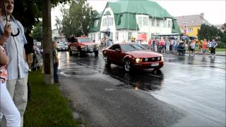 preview picture of video 'American Beauty Car Show 2012 Haapsalu'