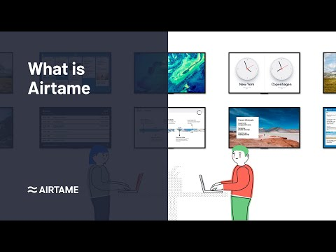 Airtame - Product video