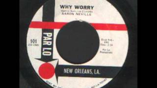 Aaron Neville - Why worry - Northern Soul.wmv