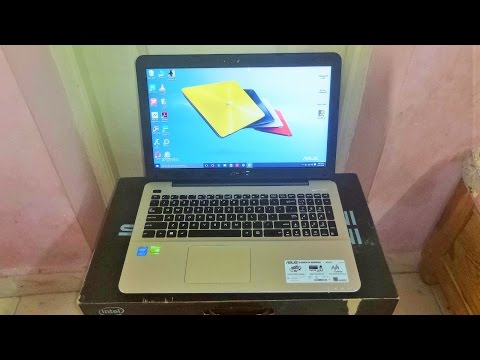 Asus A555LF Notebook Review !! - Super Performance on Budget