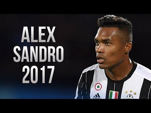 Alex Sandro - Amazing Defensive Skills - Juventus FC - 2017