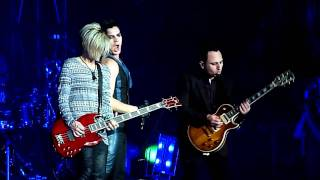 ADAM LAMBERT - SURE FIRE WINNERS - ST-JEAN-SUR-RICHELIEU AUGUST 14, 2010