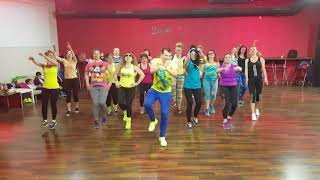 ZUMBA FITNESS Special Mix