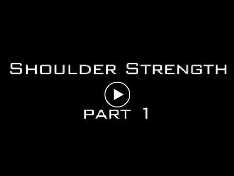 NAVAL SPECIAL WARFARE TRAINING: SHOULDER STRENGTH PART 1