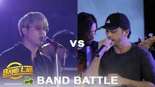 BAND BATTLE - ผิดที่ไว้ใจ ( SILLY FOOLS )   Band Lab VS G Band