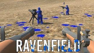 Игра Ravenfield Битва солдатиков  РЕВЕНФИЛД Войнушка в сахаре