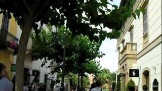 preview picture of video 'Путевые заметки.La Roca Village,июль 2011. Аутлеты...'