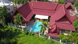 Thai-style Luxury Villa on the Fairway! For sale in Kathu, Phuket