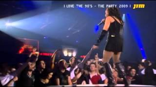 2 unlimited: The real thing (live at i love the 90s party 2009)
