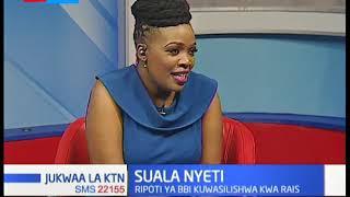 SUALA NYETI: Ripoti ya BBI kuwasilishwa kwa Rais Kenyatta (Sehemu Ya Pili)