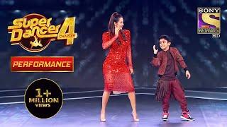 """Sanchit और Malaika ने कीया साथ मिल्कर """"Chaiyya Chaiyya"""" पे Perform   Super Dancer 4   सुपर डांसर 4"""