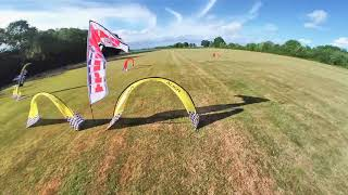 Insta360 go fpv racing chase footage, teabagging and shred