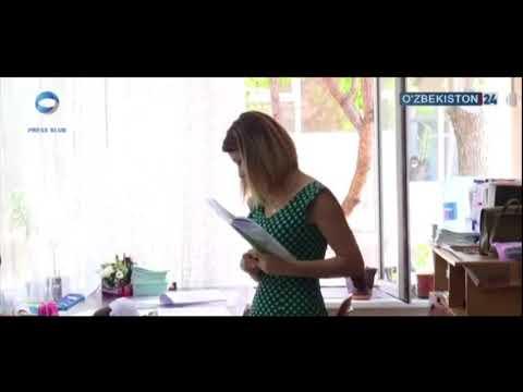 Узбекское ТВ показало учителей и учениц в коротких юбках