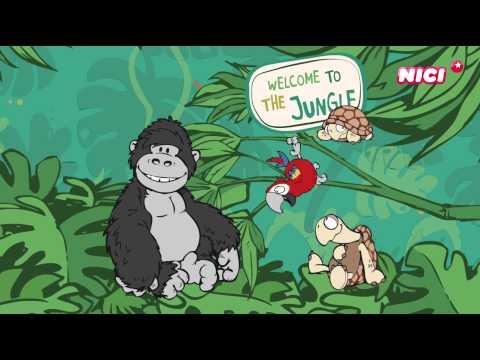 NICI WildFriends | Wilde Plüschfreunde erobern die Kinderzimmer