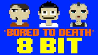 Gambar cover Bored to Death (8 Bit Remix Cover Version) [Tribute to Blink-182] - 8 Bit Universe