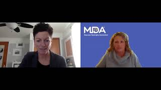 MDA Engage: Psychosocial Support for Living with a Chronic Illness