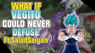What if Vegito Couldn't Defuse? -Part 1 (ft Salad Saiyan)