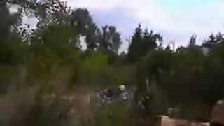 preview picture of video 'Świętokrzyska Kolejka Dojazdowa - stacja Działoszyce'