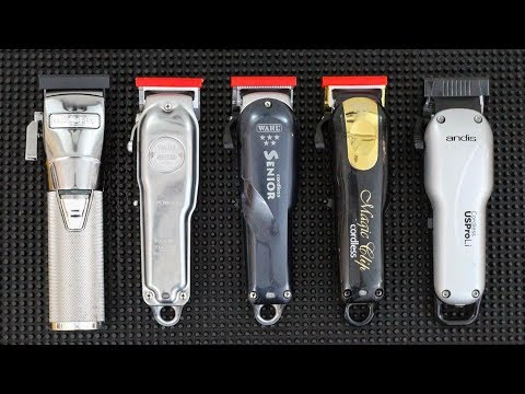 Best Cordless Clippers 2018