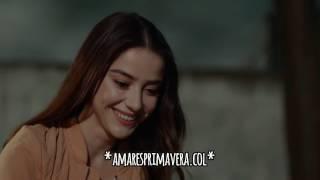 Amar Es Primavera Capitulo.12   Oyku Escribe Su Nombre En La Frente De Ayaz  
