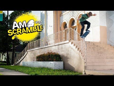 Rough Cut: Simon Bannerot's Am Scramble Footage