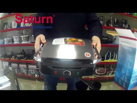 Обзор гриля Saturn EC1150