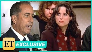 Jerry Seinfeld Recalls Favorite Seinfeld Memory With Julia Louis-Dreyfus (Exclusive)
