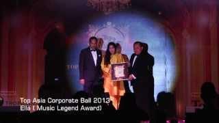 Top Asia Corporate Ball 2013 | ELLA