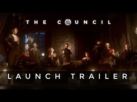 The Council - Launch Trailer thumbnail