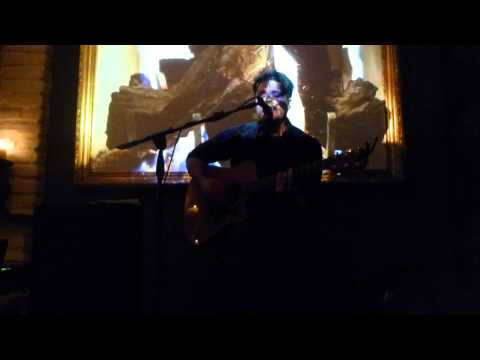 Justin Hulsey - Hope - Live @ Café Con Leche, Maastricht 11.25.13, The Netherlands