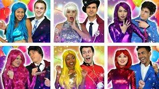THE SUPER POPS HOMECOMING DANCE BATTLE. Totally TV Originals
