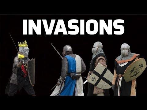 Dark Souls 3: SL60 - SL80 Invasions