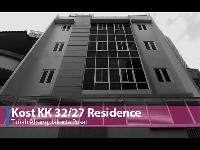 Kost KK 32/27 Residence