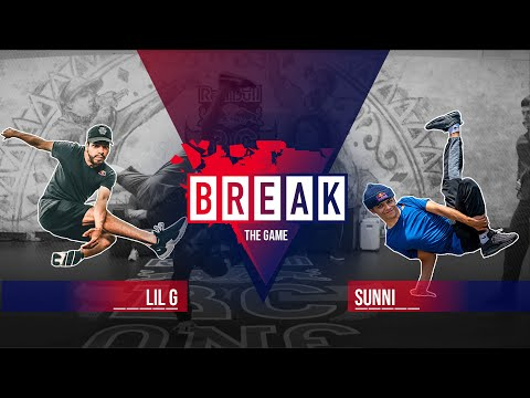 B-Boy Lil G vs. B-Boy Sunni | Break The Game