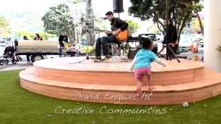 preview picture of video 'Porirua Canopies Makeover Day – 4 October 2014'
