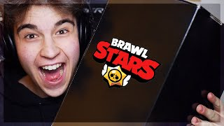 REAL LIFE BRAWL STARS BOX!!🤯