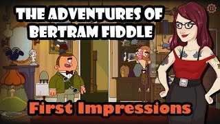 Picture of a game: Adventures Of Bertram Fiddle: Episode 1: A Dreadly Business