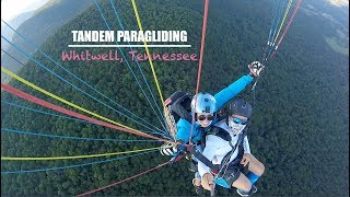Whitwell Wonder Winds | Tandem Paragliding in Tennessee
