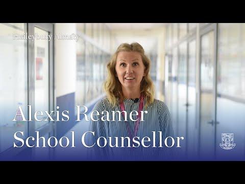 Alexis Reamer | School Counsellor