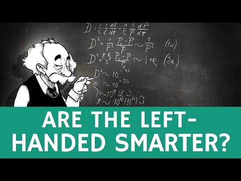 Are Lefties Smarter: IQ of famous left-handed intellectuals