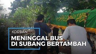 Korban Meninggal Kecelakaan Maut Bus Subang Bertambah, Sang Anak Ungkap Kondisi Terakhir Ibunda