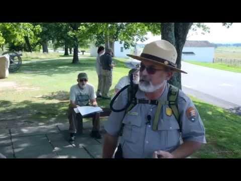 The Cannonade - Ranger Bert Barnett