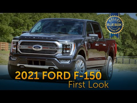 External Review Video AkZtH8ZGfl4 for Ford F150 Pickup (14th gen)