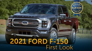 2021 Ford F-150   First Look