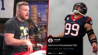 Why Do NFL Players Hate The Proposed CBA?