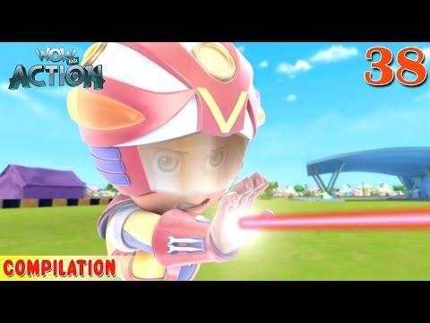 Vir : The Robot Boy   Vir Action Collection - 38   Action series   WowKidz Action