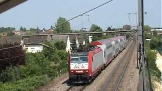 preview picture of video 'Luxemburg en Schifflange, 21 mei 2010'