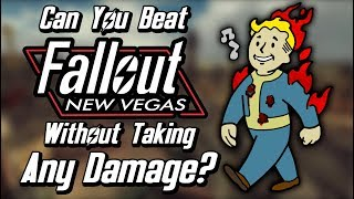 Can You Beat Fallout: New Vegas Without Taking Any Damage?