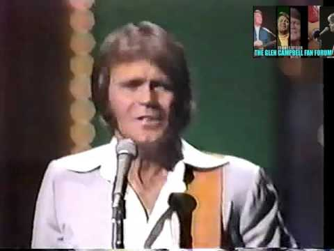 Glen Campbell (Micheal Smotherman) Never Tell You No Lies