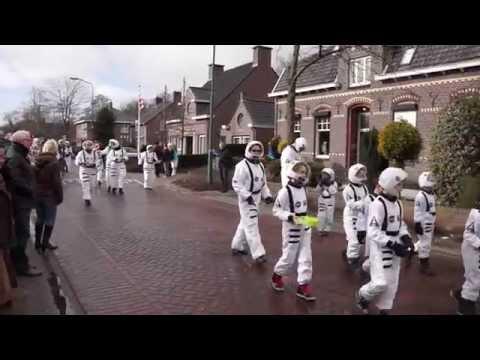Carnavals optocht Sint Anthonis 2012
